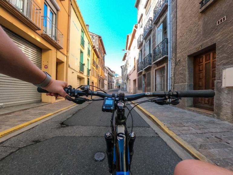 Photo vélo GoPro LEVAROIS
