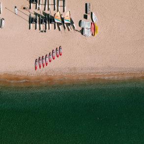 Paddle La Croix Valmer - Droits réservés Quentin EVRARD écotourisme
