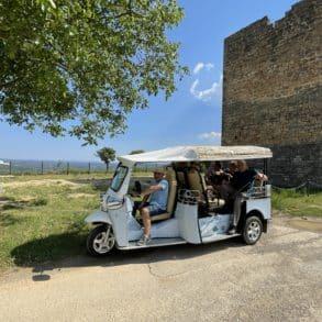 Tuktuk Tour visite Cotignac